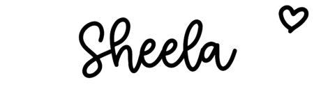 About the baby nameSheela, at Click Baby Names.com