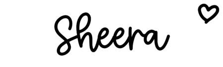 About the baby nameSheera, at Click Baby Names.com