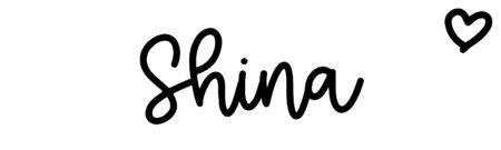 About the baby nameShina, at Click Baby Names.com