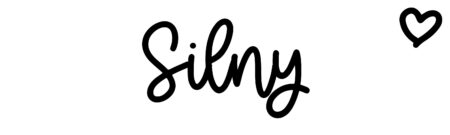 About the baby name Silny, at Click Baby Names.com