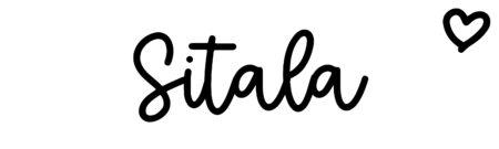 About the baby nameSitala, at Click Baby Names.com