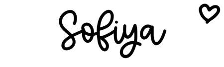 About the baby nameSofiya, at Click Baby Names.com