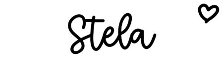 About the baby name Stela, at Click Baby Names.com