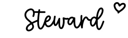 About the baby nameSteward, at Click Baby Names.com