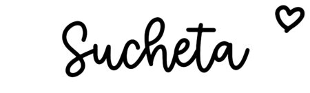 About the baby nameSucheta, at Click Baby Names.com