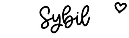 About the baby name Sybil, at Click Baby Names.com