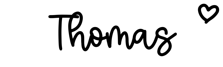 Thomas - Click Baby Names