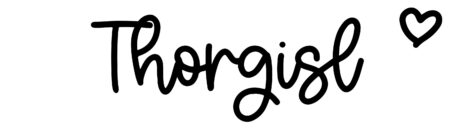 About the baby nameThorgisl, at Click Baby Names.com