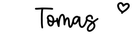 About the baby nameTomas, at Click Baby Names.com