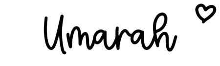 About the baby nameUmarah, at Click Baby Names.com