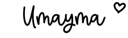About the baby name Umayma, at Click Baby Names.com