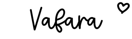 About the baby nameVafara, at Click Baby Names.com