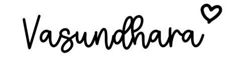 About the baby nameVasundhara, at Click Baby Names.com