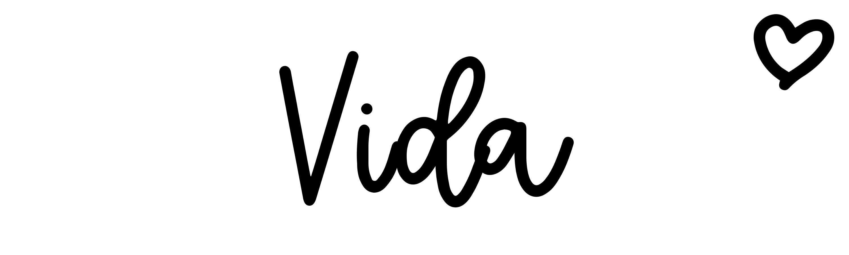 Vida - Click Baby Names