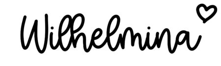 About the baby nameWilhelmina, at Click Baby Names.com