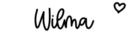 About the baby nameWilma, at Click Baby Names.com