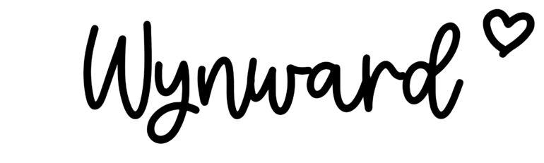About the baby nameWynward, at Click Baby Names.com