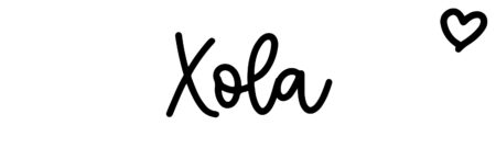 About the baby name Xola, at Click Baby Names.com