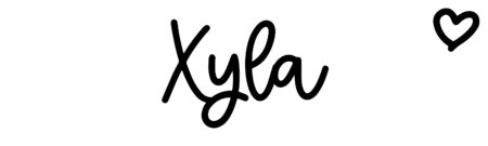 About the baby name Xyla, at Click Baby Names.com
