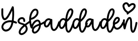 About the baby nameYsbaddaden, at Click Baby Names.com