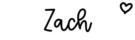 About the baby name Zach, at Click Baby Names.com