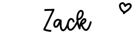 About the baby name Zack, at Click Baby Names.com