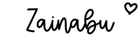 About the baby nameZainabu, at Click Baby Names.com