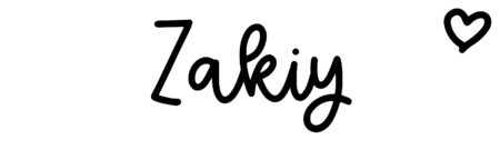 About the baby name Zakiy, at Click Baby Names.com
