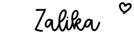 About the baby nameZalika, at Click Baby Names.com