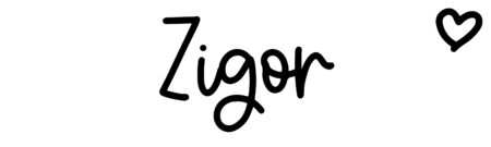 About the baby name Zigor, at Click Baby Names.com