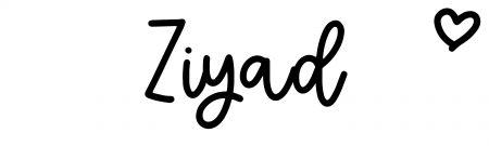 About the baby nameZiyad, at Click Baby Names.com
