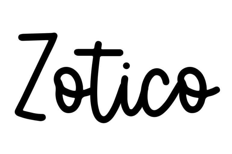 About the baby name Zotico, at Click Baby Names.com